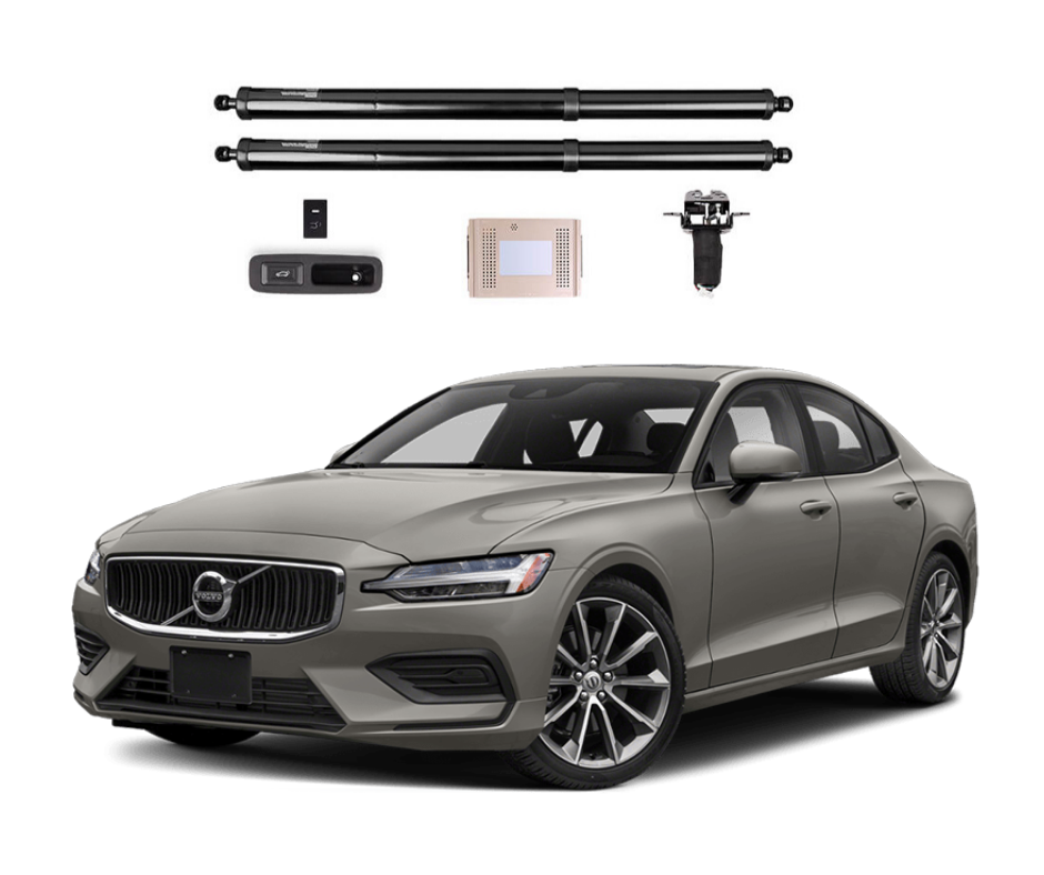 Volvo S60 Electric Tailgate