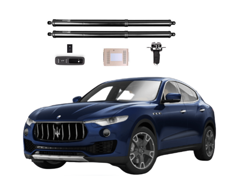 Maserati Levante Electric Tailgate