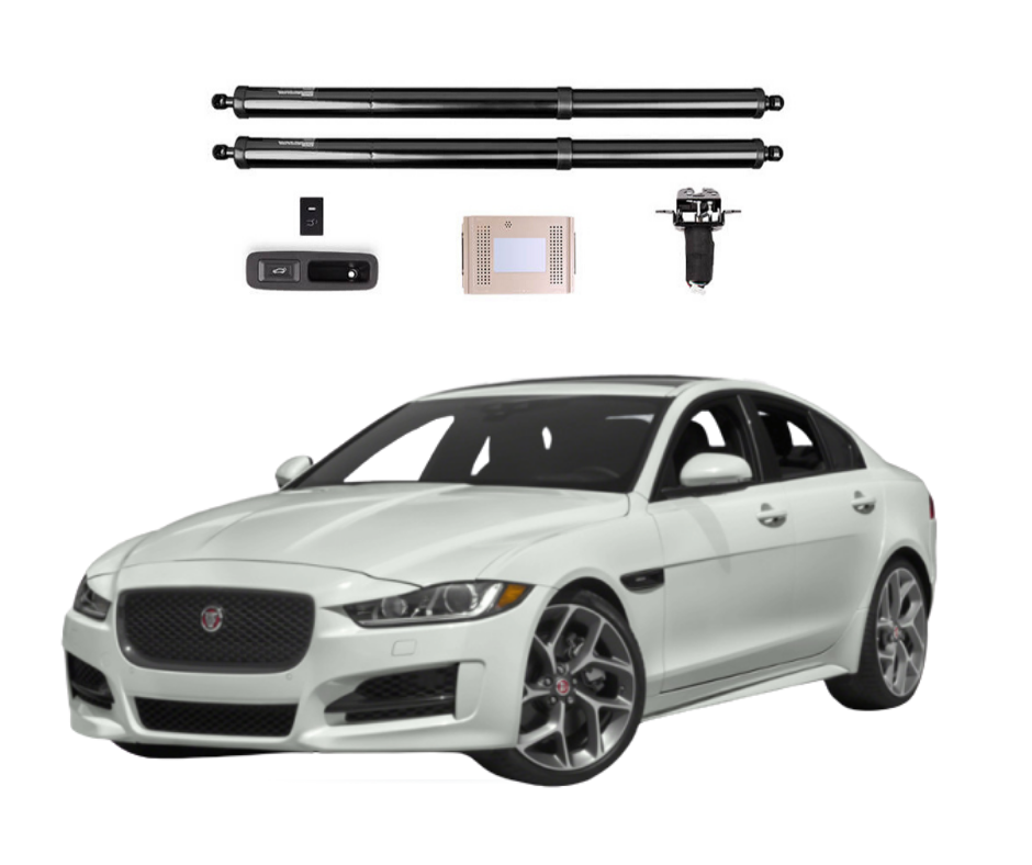 Jaguar XE Electric Tailgate