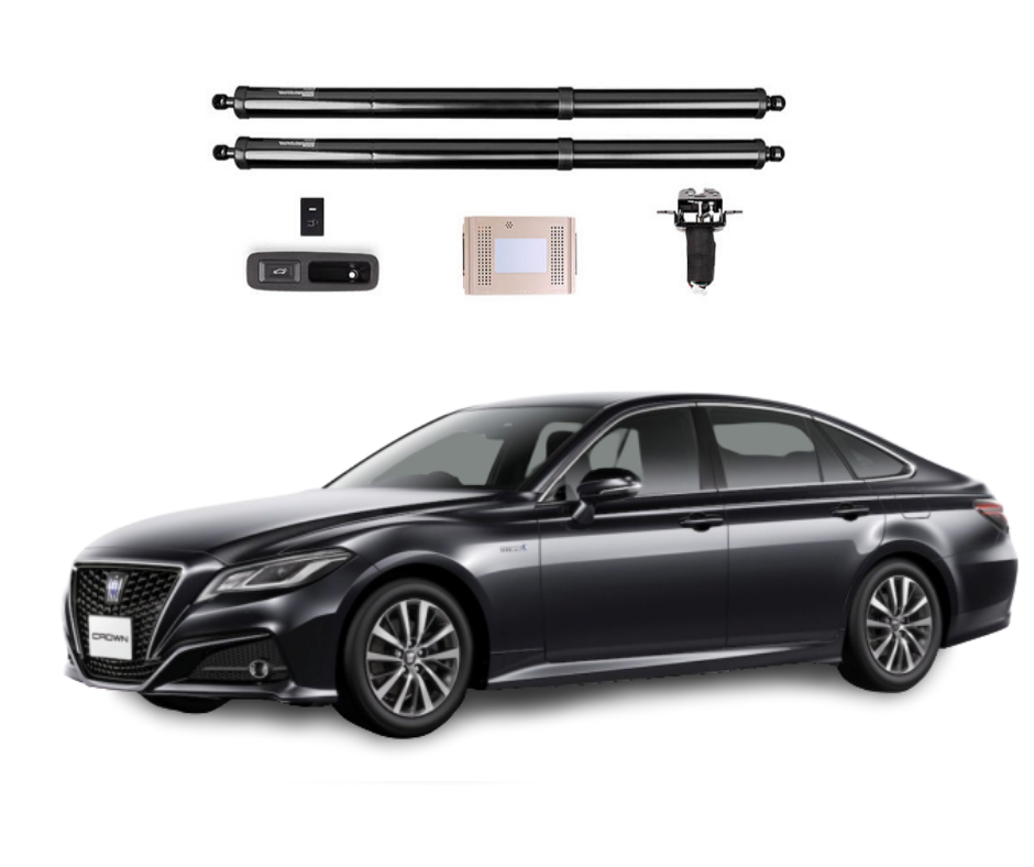 Toyota Crown Electric Tailgate