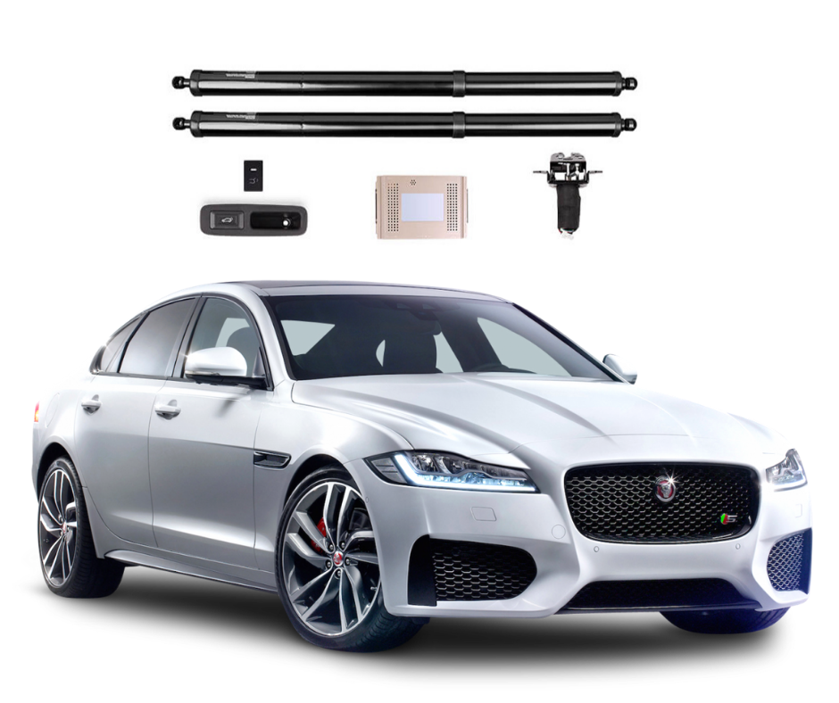Jaguar XF Electric Tailgate