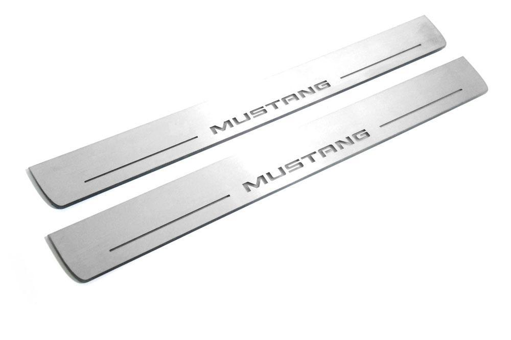 CAR DOOR SILL | MUSTANG | 6 GEN