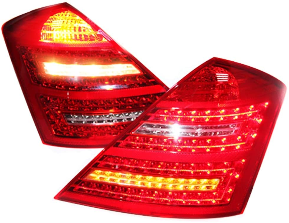 S550 Tail Lights