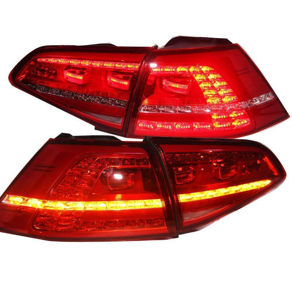 VW Golf  MK7 LED  Taillights