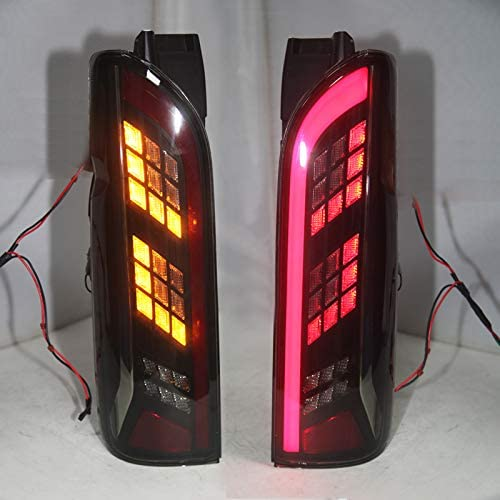 Toyota Hiace Tail Lights