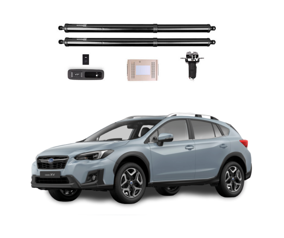 SUBARU XV ELECTRIC TAILGATE