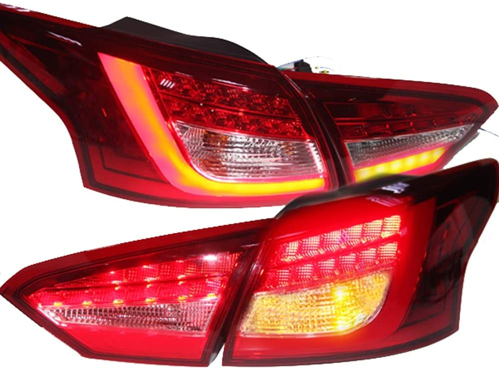 2014 Ford Focus Tail Light