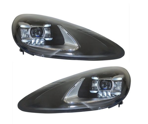 Porsche Cayenne Headlights