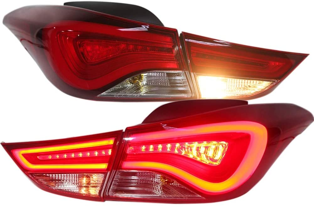 2013 Hyundai Elantra Tail Light