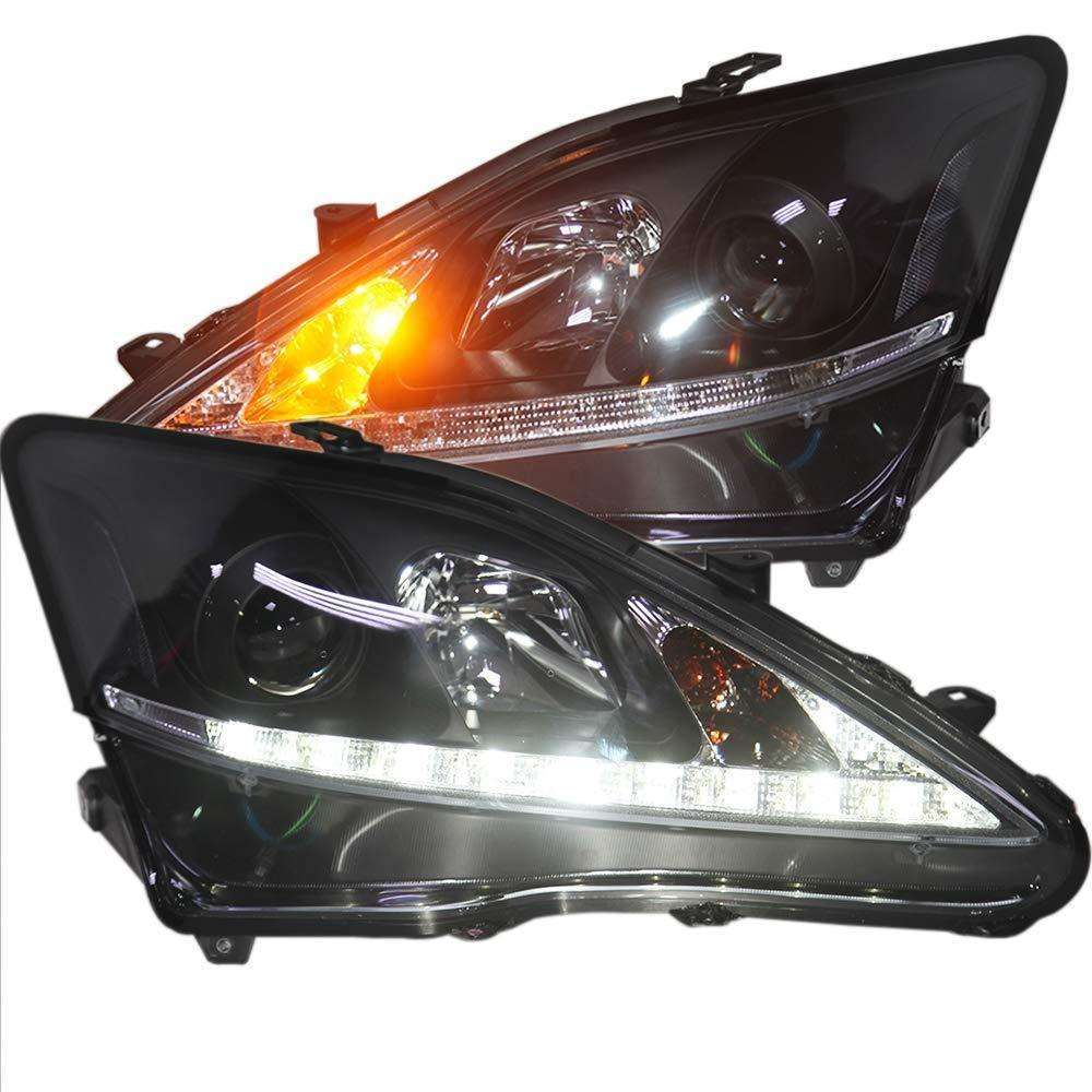 lexus is250 headlight