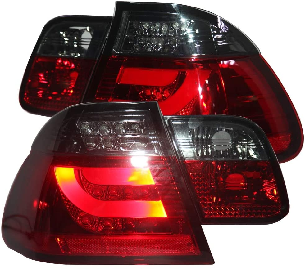 BMW E46 Tail Lights