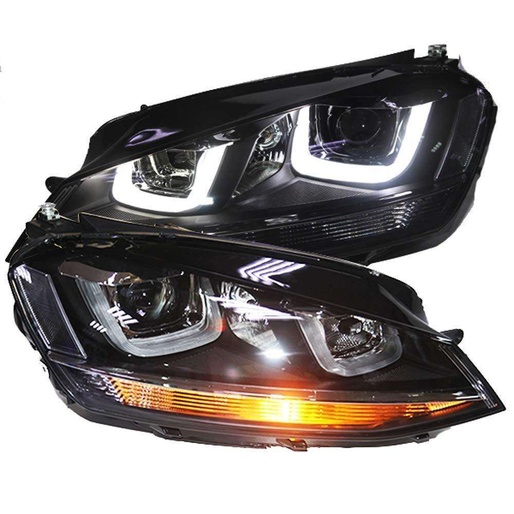 VW GOLF 7 Angel Eyes Headlights