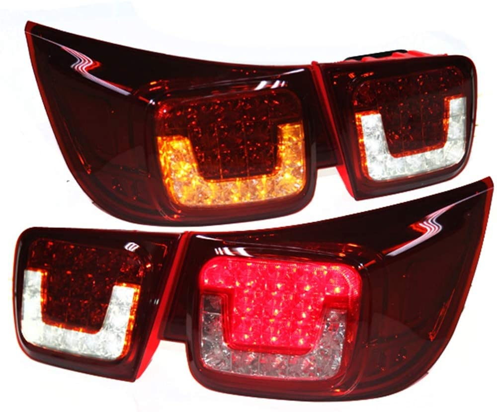 2013 chevy malibu tail lights