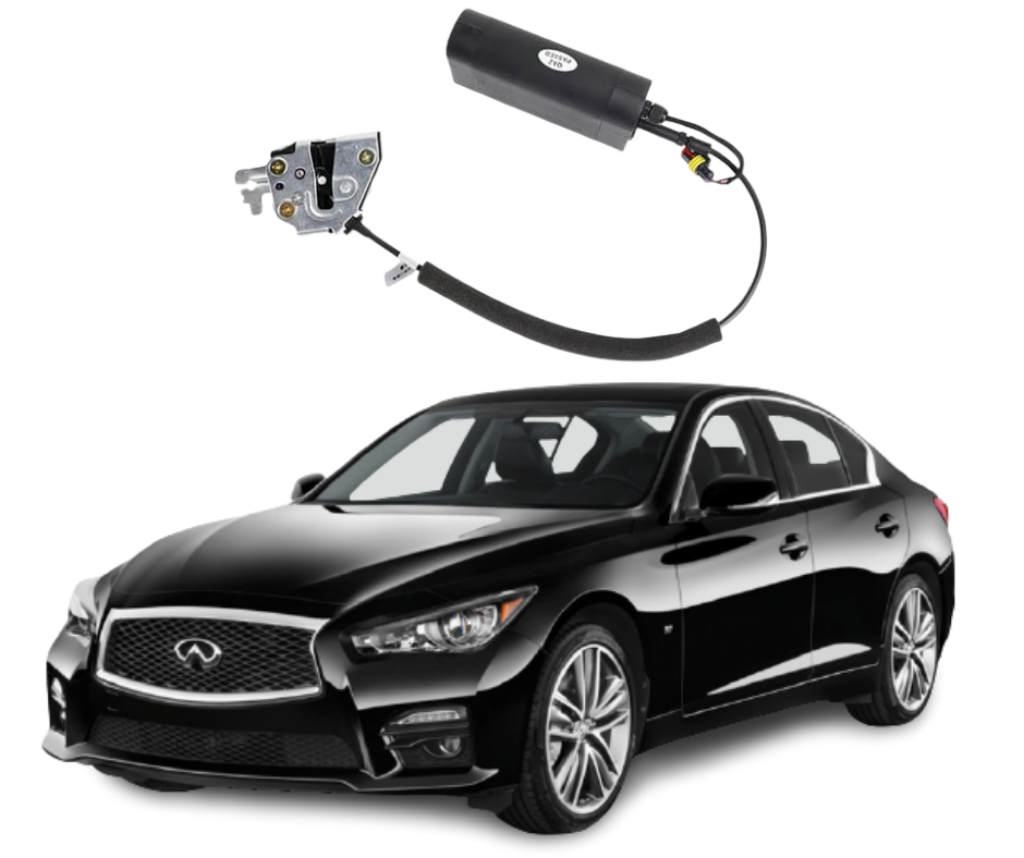 Infiniti Q50 Soft Close Car Doors
