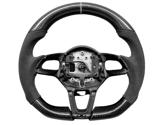 McLaren MP4-12C Steering Wheel