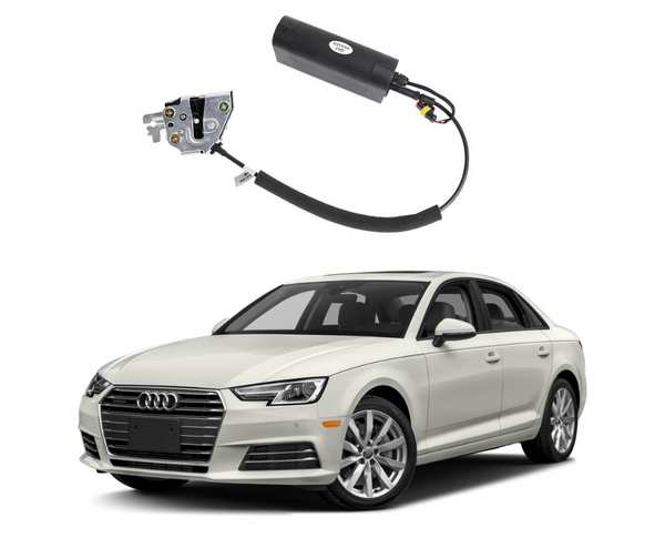 AUDI A4 SOFT CLOSE CAR DOORS