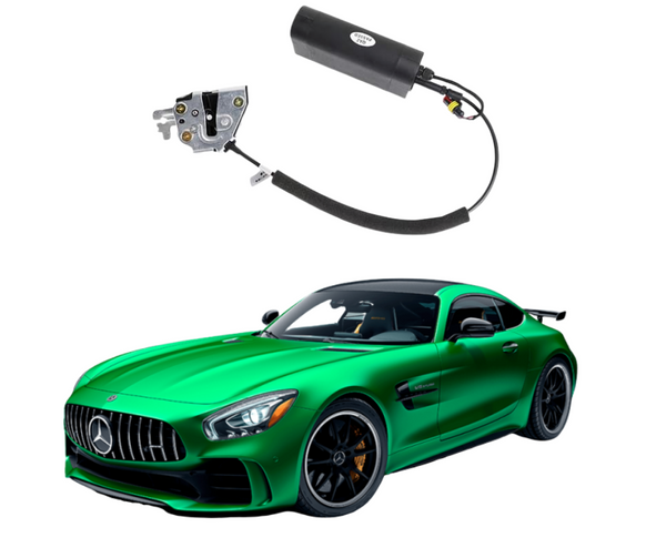 MERCEDES-BENZ GT SOFT CLOSE CAR DOORS
