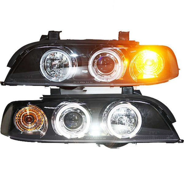 CUSTOM BMW E39 HEADLIGHTS
