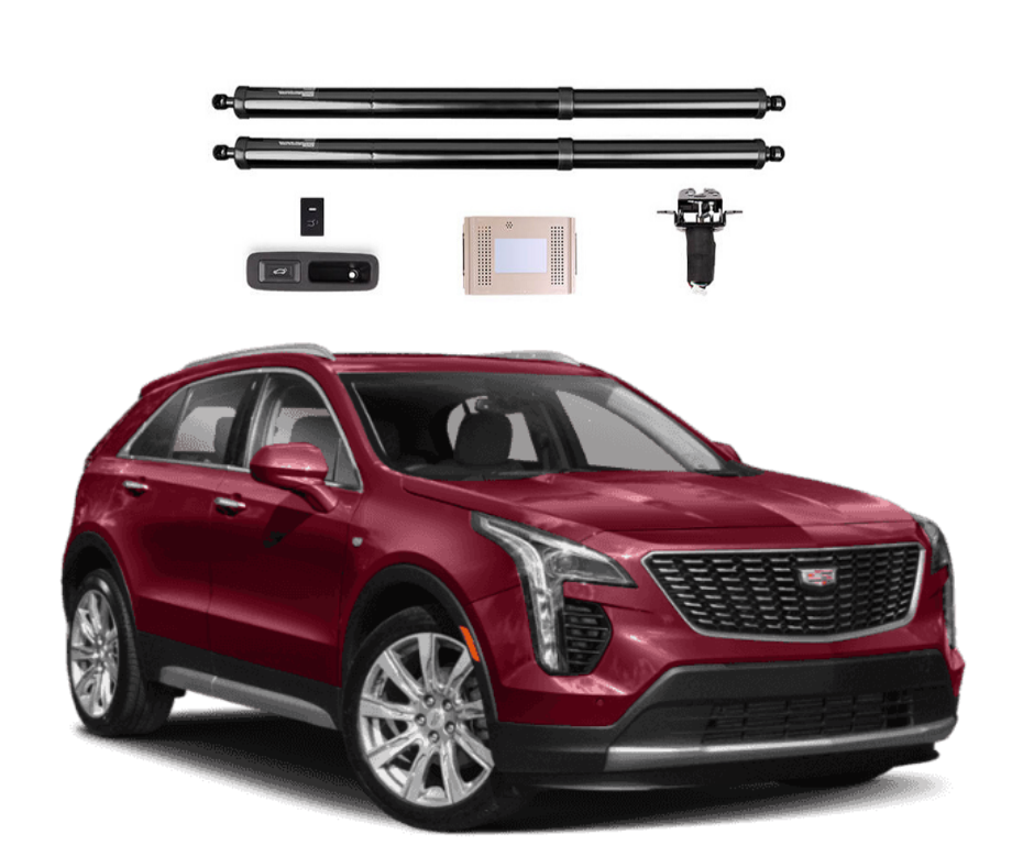 Cadillac XT4 Electric Tailgate