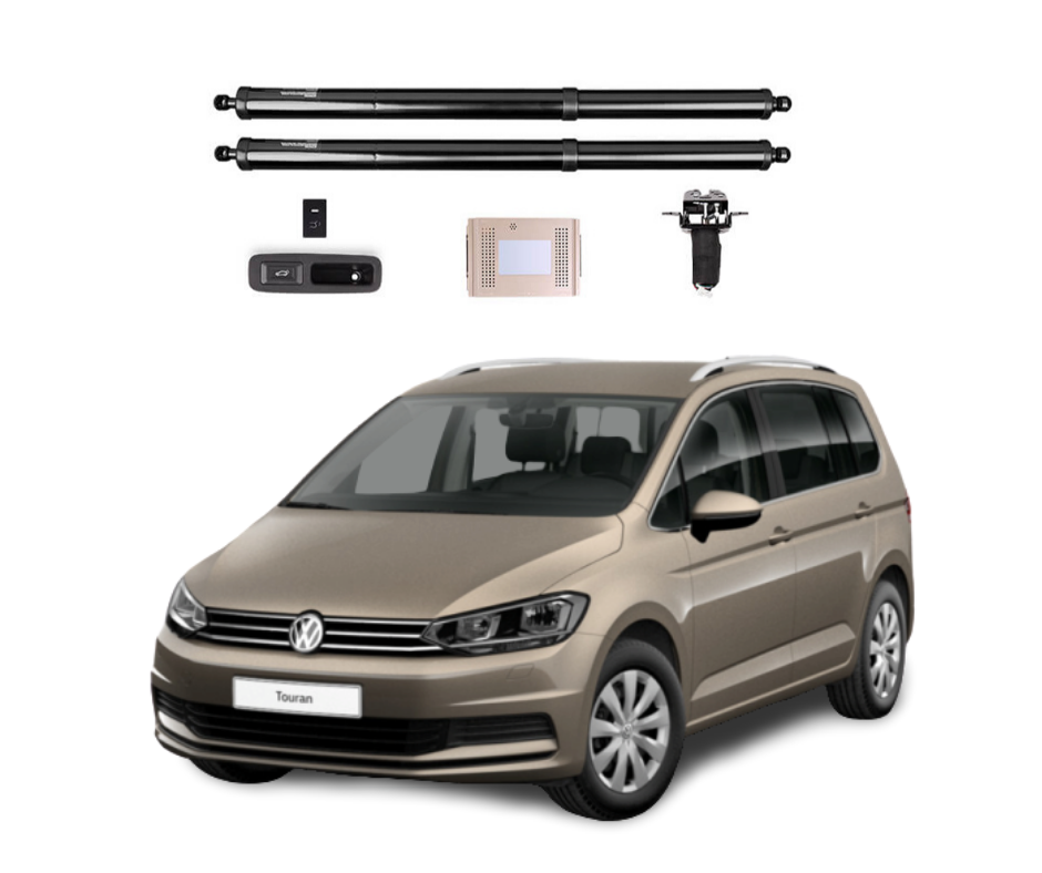 Volkswagen Touran Electric Tailgate