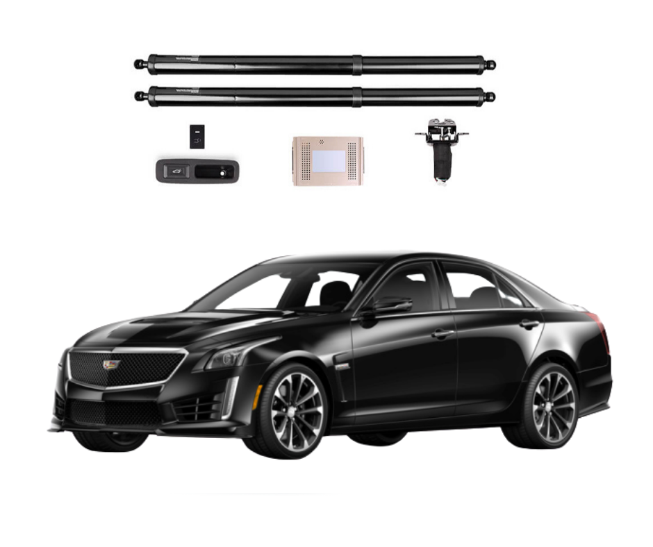 Cadillac ATS Electric Tailgate