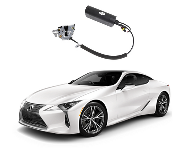 LEXUS LC SOFT CLOSE CAR DOORS