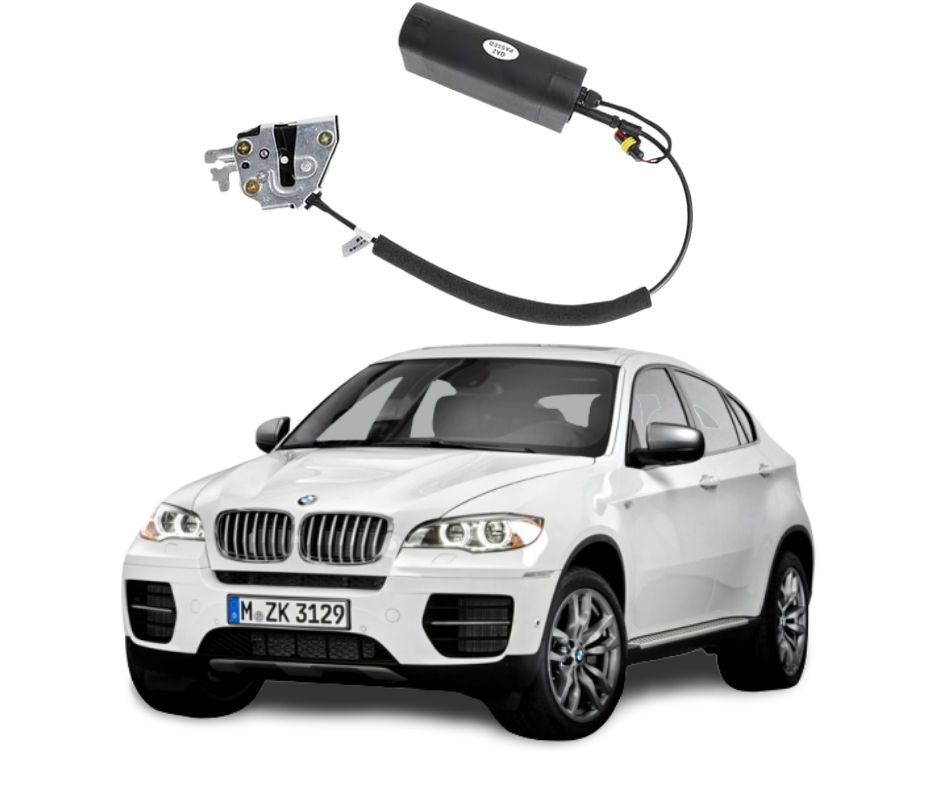 BMW X6 E71 SOFT CLOSE DOOR