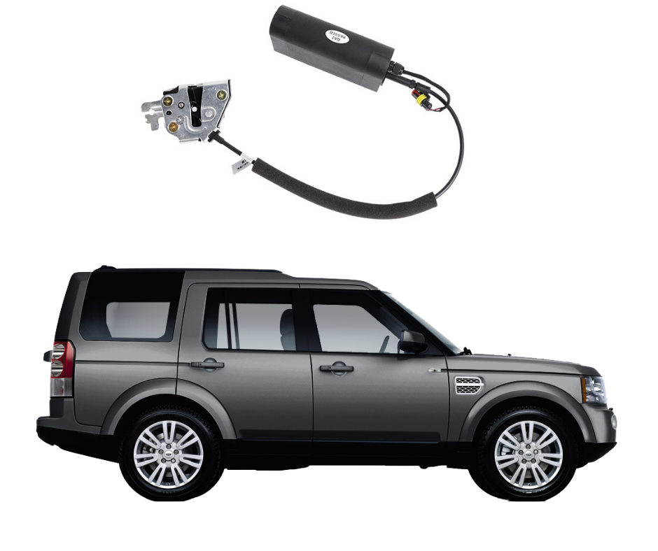 LAND ROVER DISCOVERY 4 SOFT CLOSE CAR DOORS
