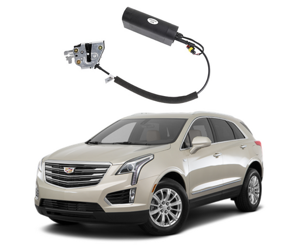 CADILLAC XT5 SOFT CLOSE CAR DOORS