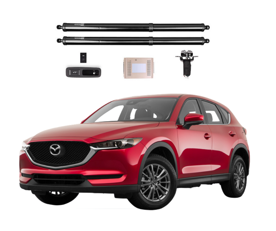 Mazda CX5 Electric Tailgate