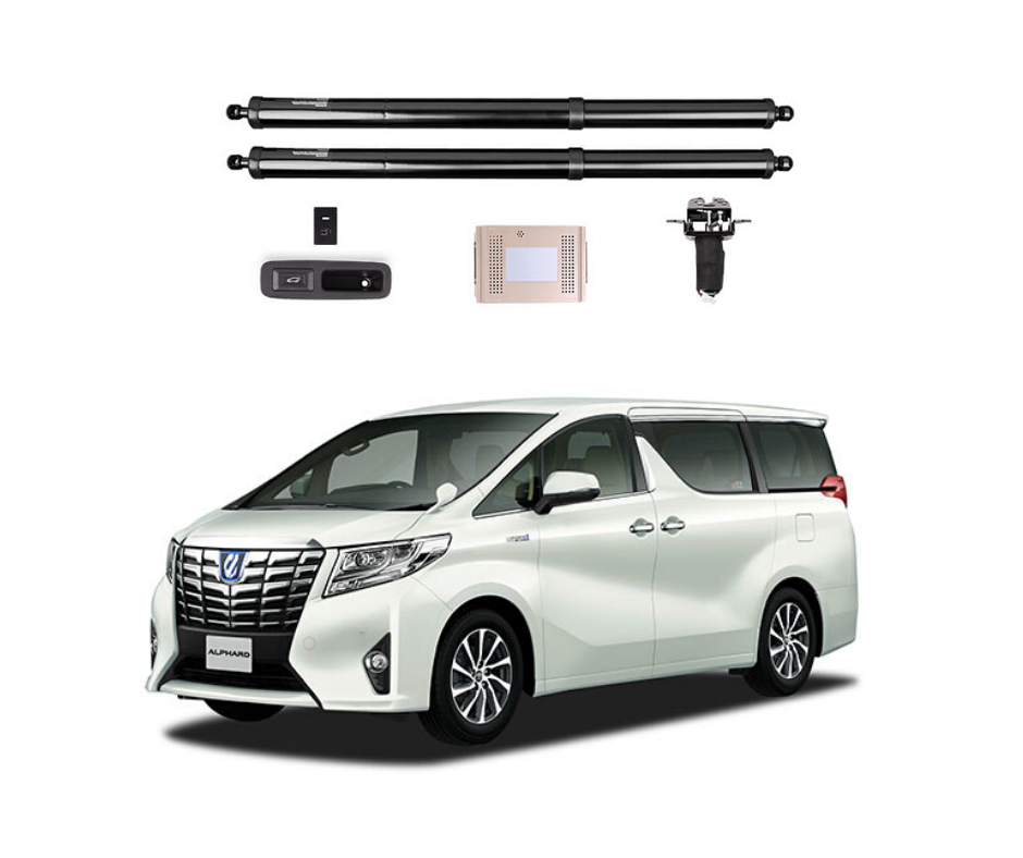 TOYOTA ALPHARD ELECTRIC TAILGATE