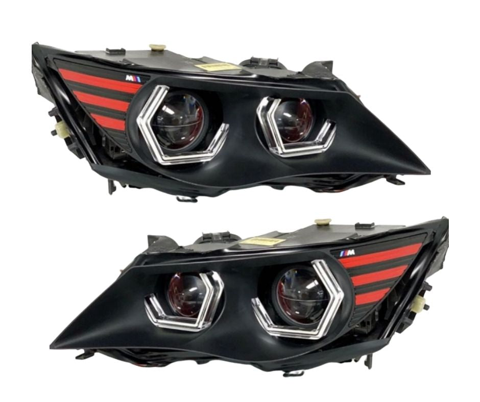 BMW E63 HEADLIGHTS