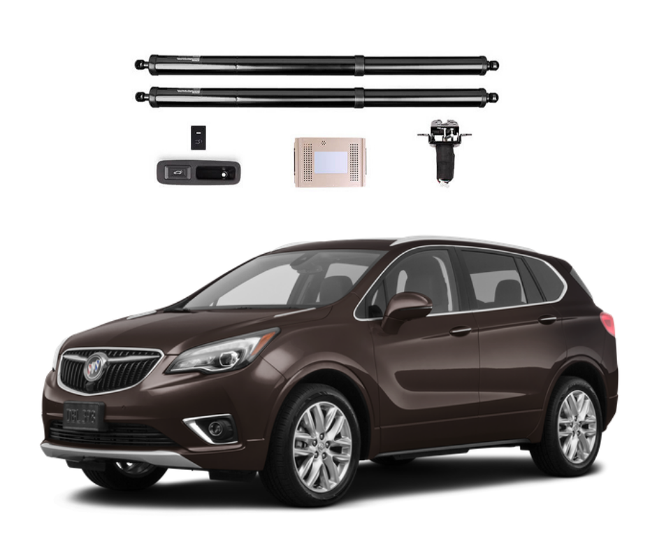 Buick Envision Electric Tailgate