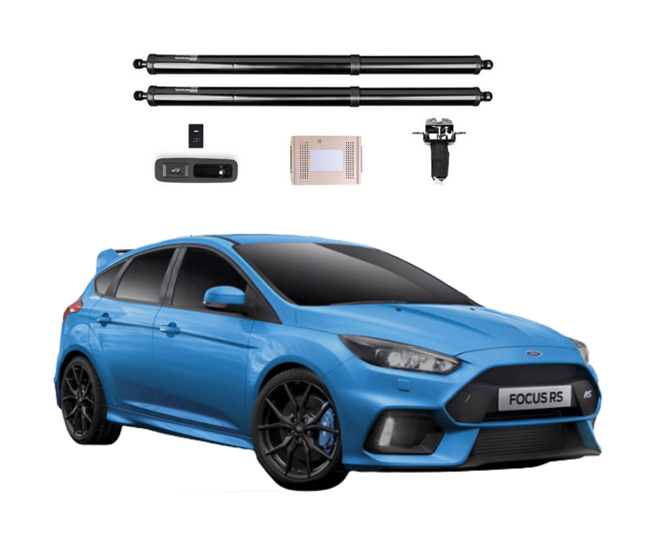 FORD FOCUS ELECTRIC TAILGATE