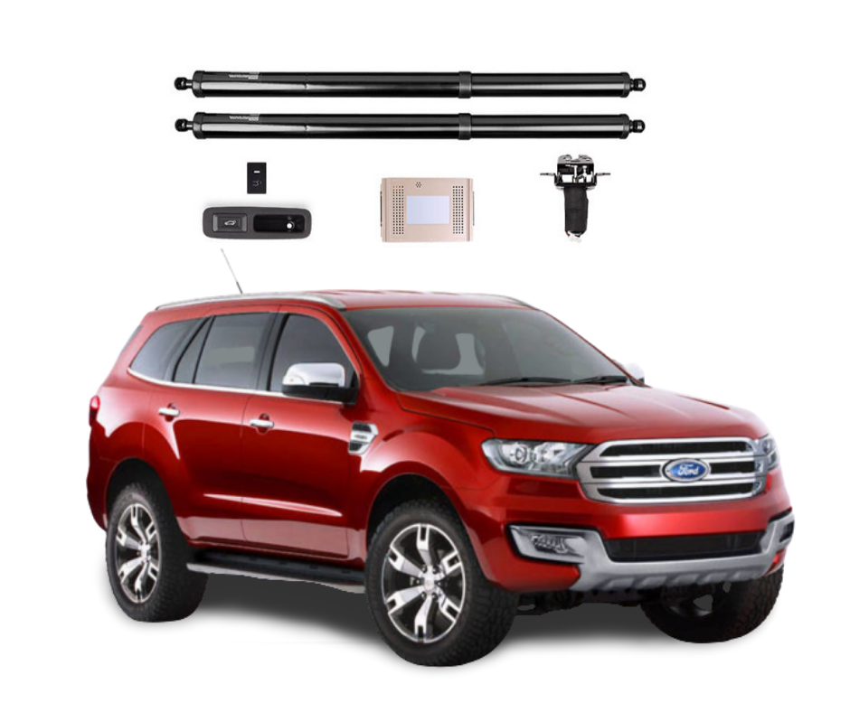 FORD EVEREST ELECTRIC TAILGATE