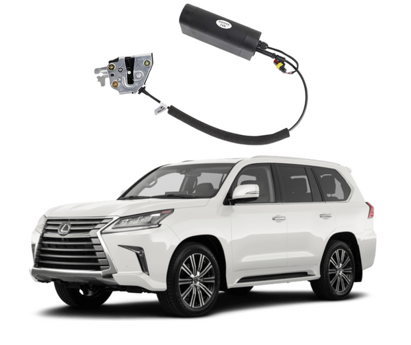 LEXUS LX SOFT CLOSE CAR DOORS