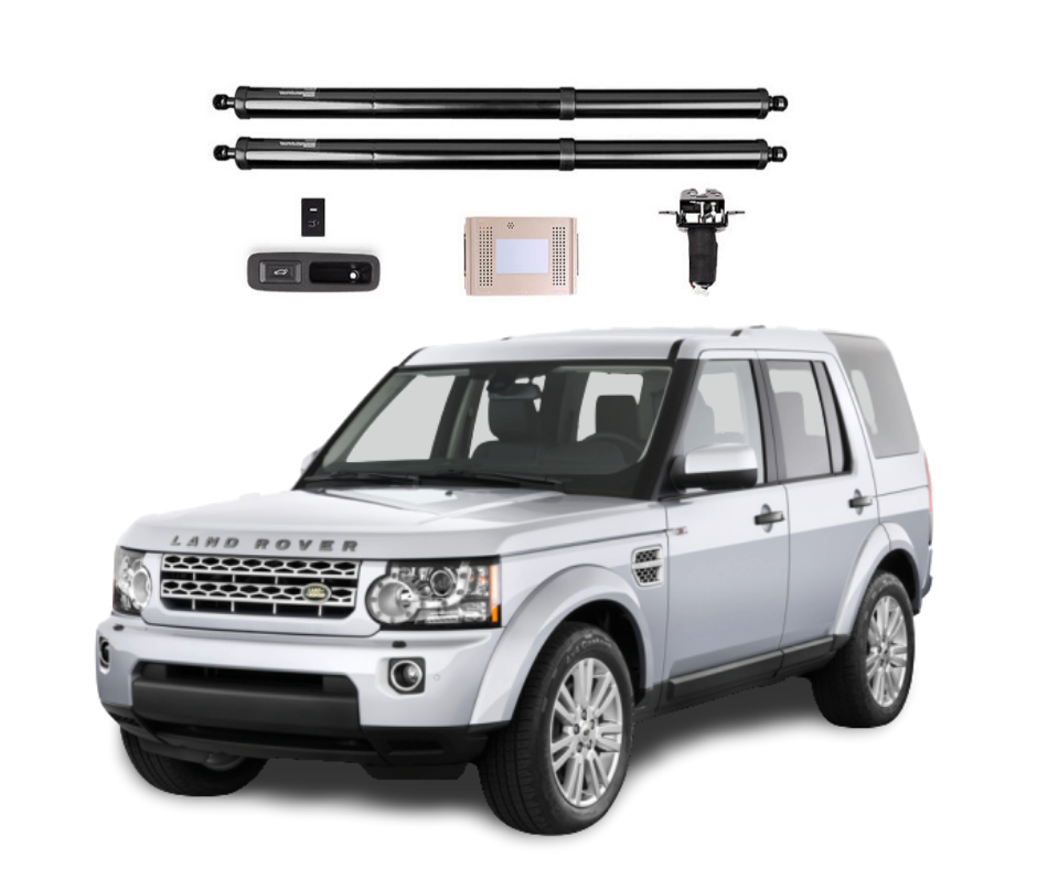 LAND ROVER DISCOVERY 4 ELECTRIC TAILGATE