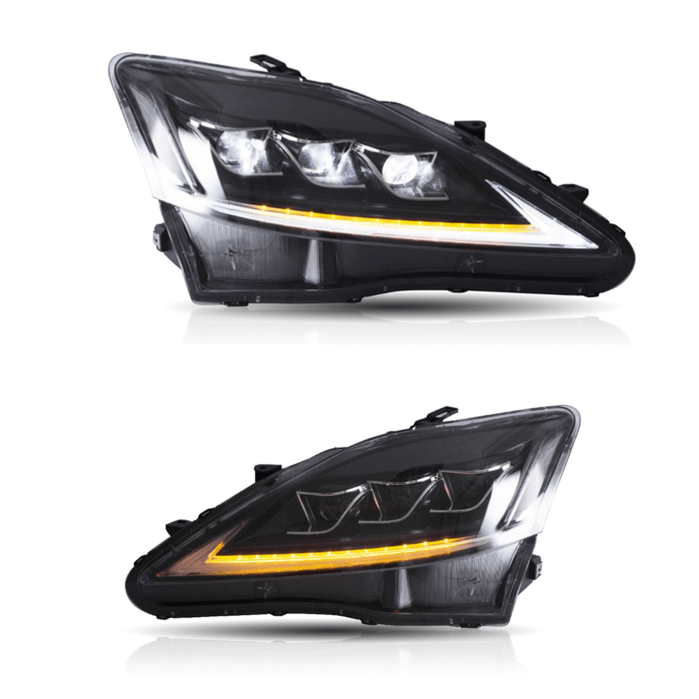 LEXUS IS Headlights 2006-2012
