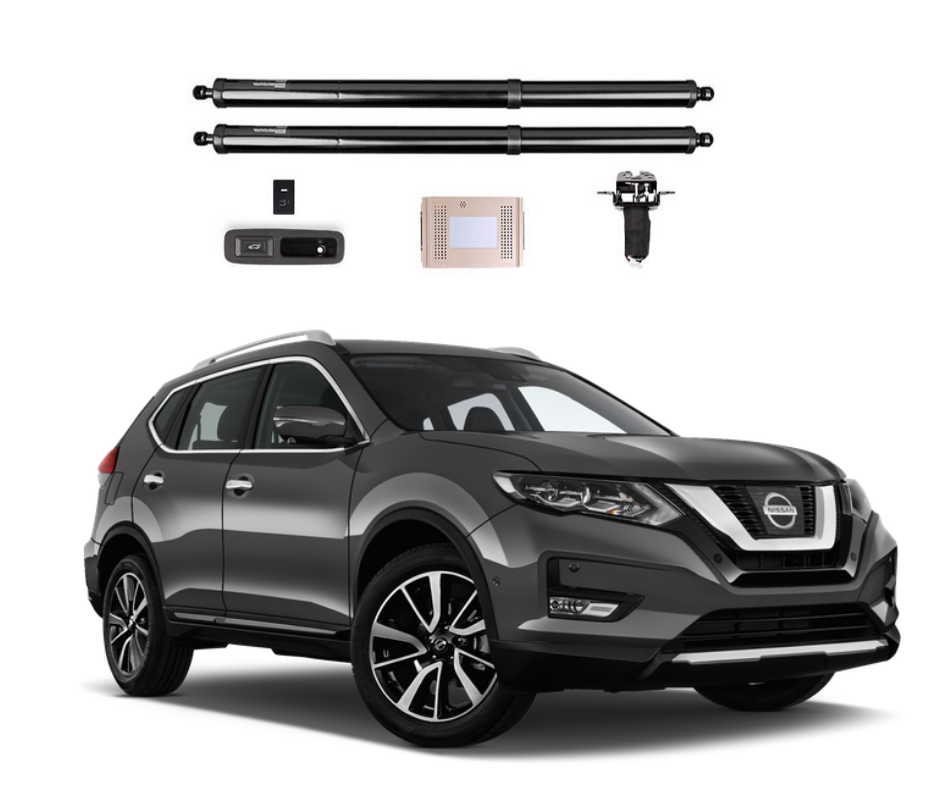 Nissan X-Trail Electric Tailgate