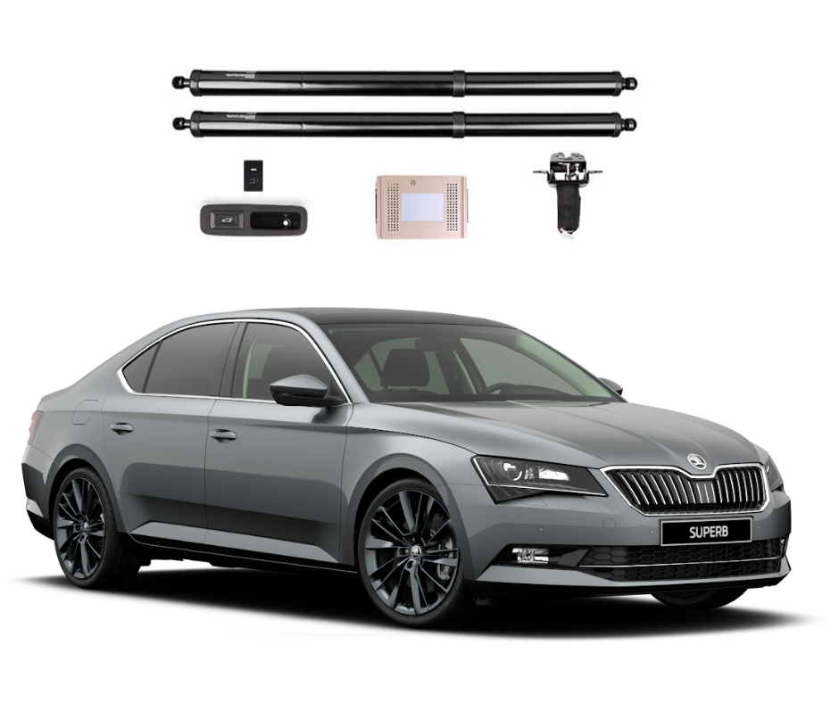 Skoda Superb Electric Tailgate