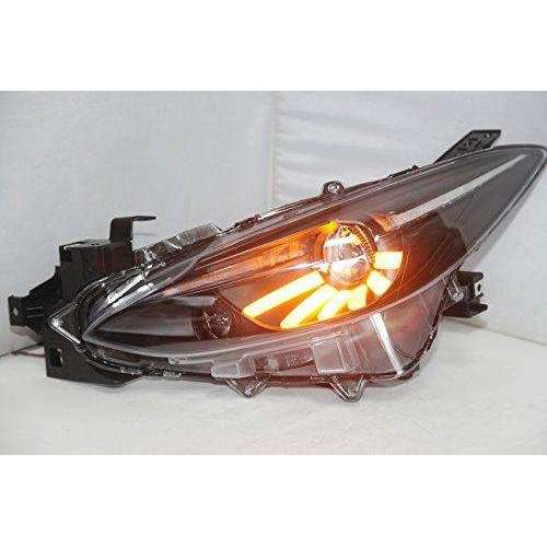 MAZDA 3 LAZER Headlights ( 2014 - 2018 )