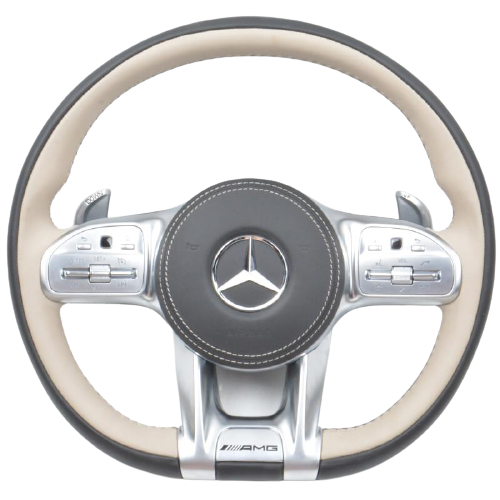 Mercedes Benz S-Class AMG Steering Wheel