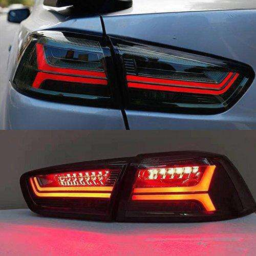 evo x tail lights