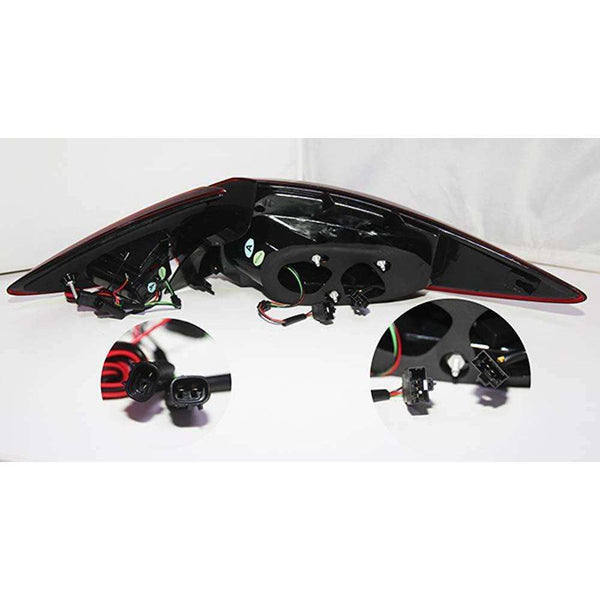 MAZDA CX 5 TAIL LIGHTS (LED RED)