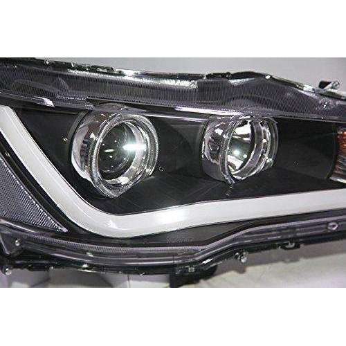 LED Headlights for Mitsubishi Lancer