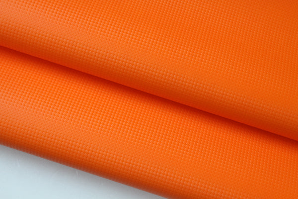 ORANGE CARBON FIBER WRAP 4D