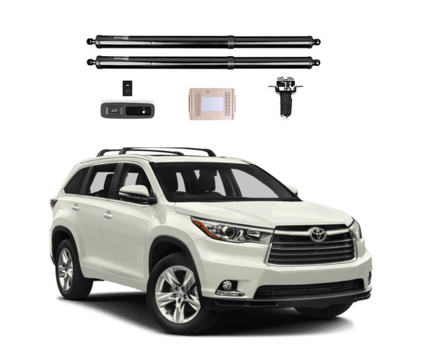 TOYOTA HIGHLANDER ELECTRIC TAILGATE