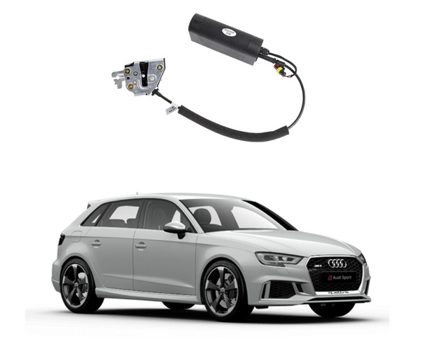 AUDI RS3 SOFT CLOSE CAR DOORS