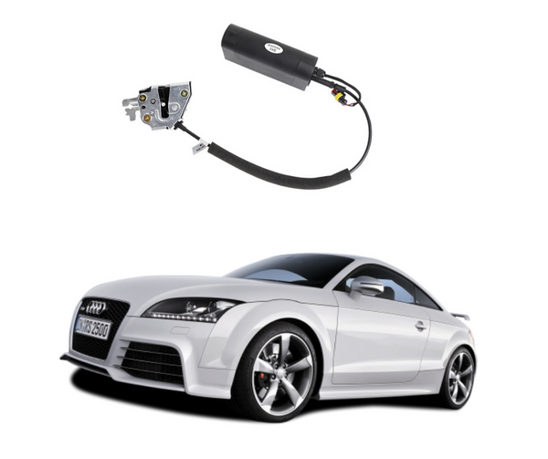 AUDI TT RS SOFT CLOSE CAR DOORS