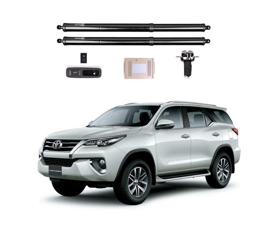 TOYOTA FORTUNER ELECTRIC TAILGATE